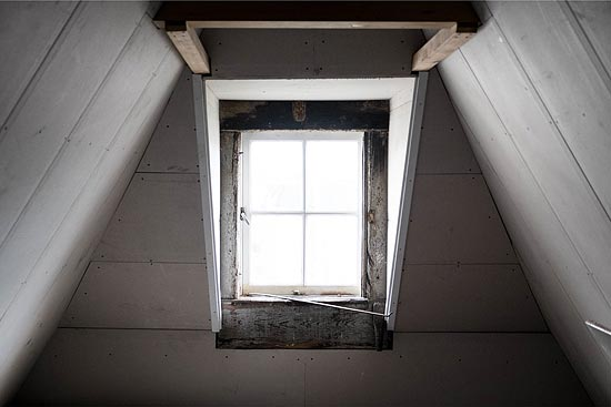 Platz unterm Dach als Wohnraum nutzen