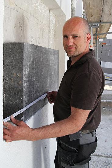 Bauleiter auf unseren Baustellen in Ulm