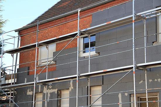 Fassadendämmung in Ulm anbringen lassen